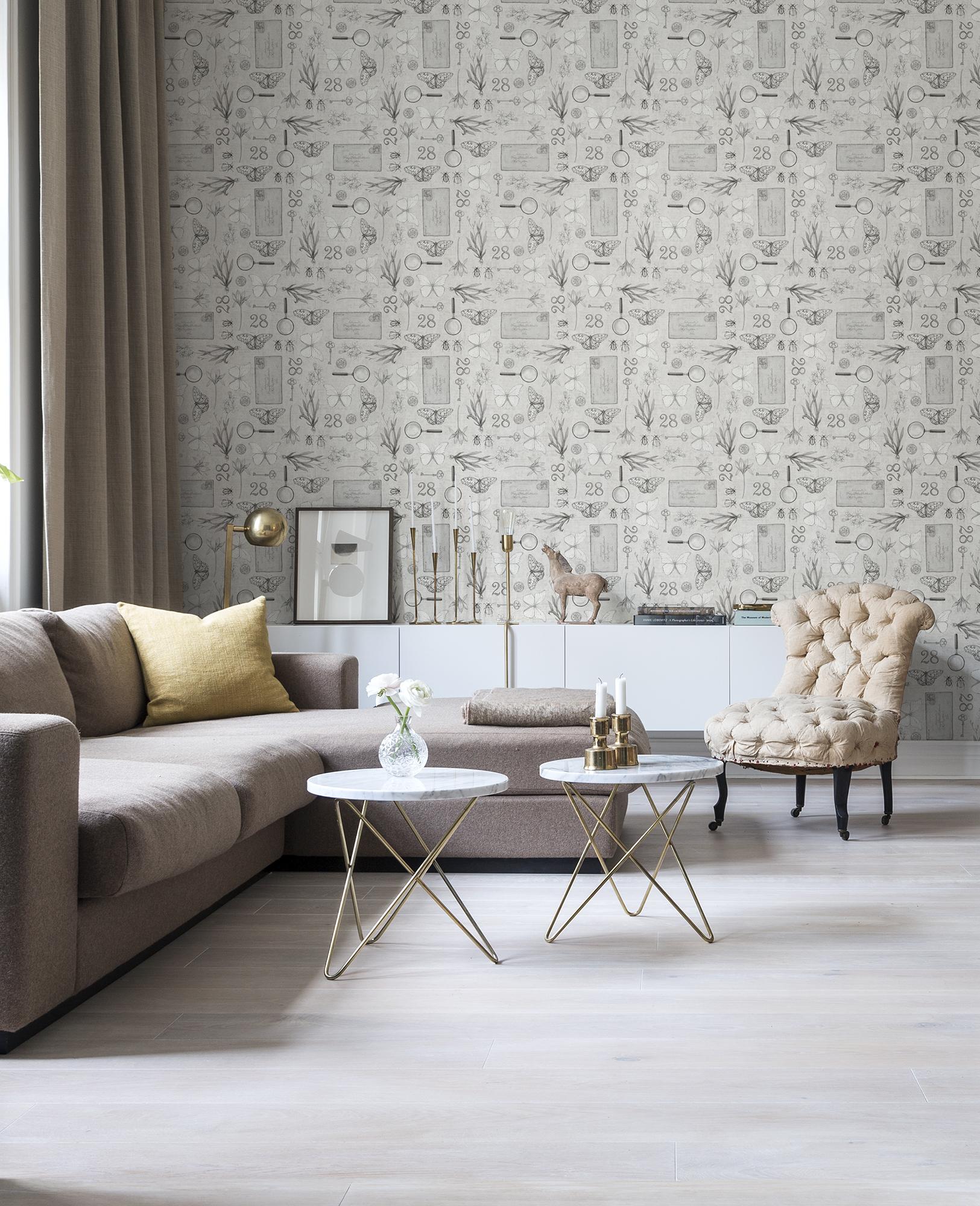secret jardin beige decor maison. Black Bedroom Furniture Sets. Home Design Ideas