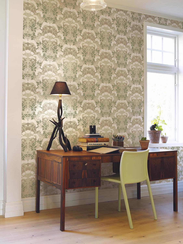 Elrot green decor maison for Maison decorative
