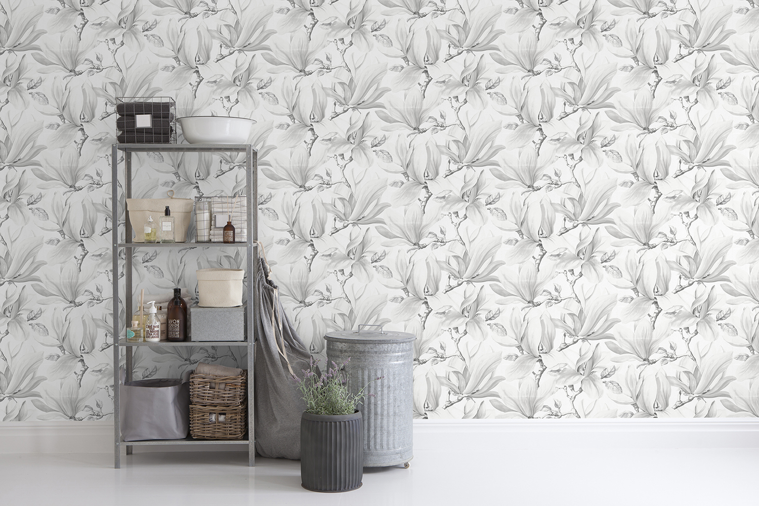 magnolia grey decor maison