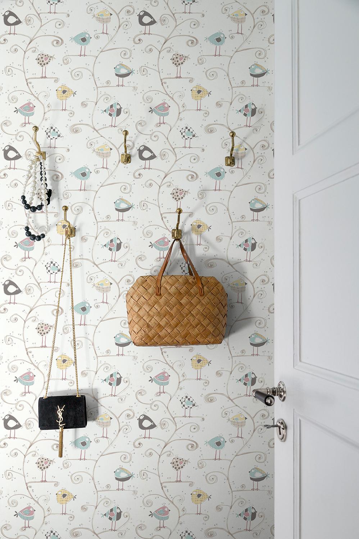 Birds pastel decor maison for Decor maison