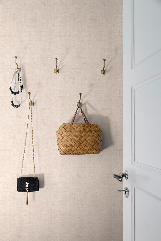 Journal vintage pink decor maison for Journal decoration maison